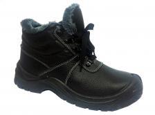 Žieminiai odiniai darbo batai | WARMER S3