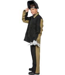 Suvirintojo vyriškas darbo kostiumas | SKBO