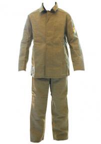 Suvirintojo vyriškas darbo kostiumas | SKBR
