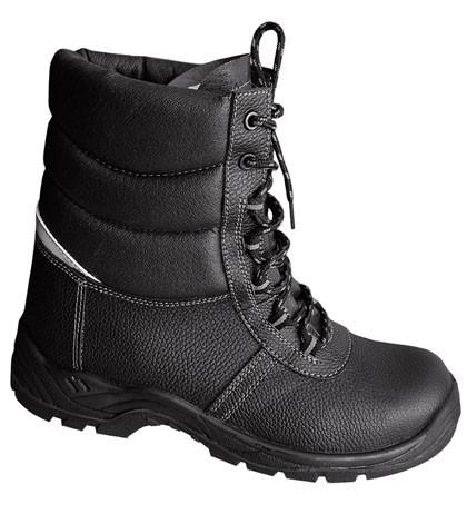 Žieminiai odiniai darbo batai | ANATAS S3