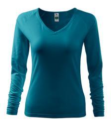 Moteriški marškinėliai ilgom rankovėm | 127 ELEGANCE