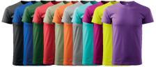 Vyriški marškinėliai | 129 Basic silikon