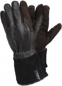 Suvirintojų odinės darbinės pirštinės | TEGERA 132A