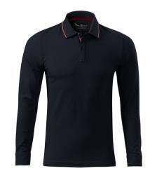 Vyriški polo marškinėliai | 258 CONTRAST STRIPE