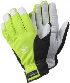 Žieminės odinės darbinės pirštinės | TEGERA 293 Thinsulate