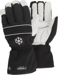 Žieminės odinės darbinės pirštinės | TEGERA 296