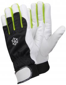 Žieminės odinės darbinės pirštinės | TEGERA 335
