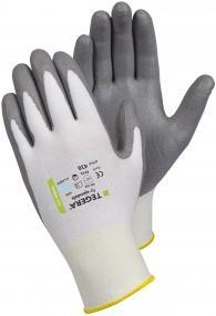 Neperpjaunamos aplietos poliuretanu darbo pirštinės | TEGERA 430