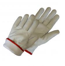 Žieminės odinės darbinės pirštinės | L2WINTER