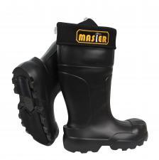 Žieminiai guminiai darbo batai | MASTER EVA SB