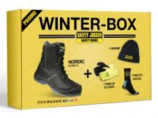 Žieminiai odiniai darbo batai | NORDIC S3 SRC