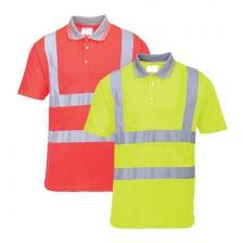 Signaliniai vyriški polo marškinėliai | S477