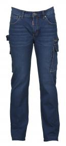 Vyriškos džinsinės darbinės kelnės | WEST DENIM