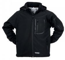 Žieminė vyriška striukė | THERMO RUN 8045 Softshell