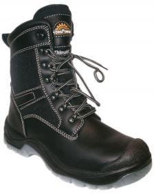 Žieminiai odiniai darbo batai | TUNDRA S3