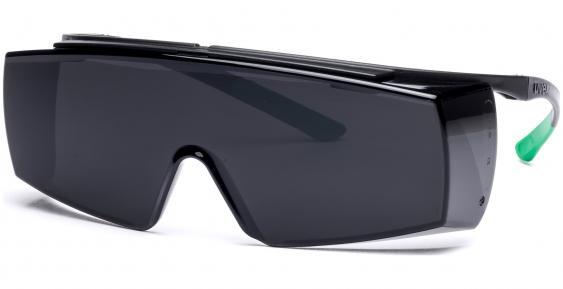 Suvirintojo apsauginiai darbo akiniai   UVEX 9169.545