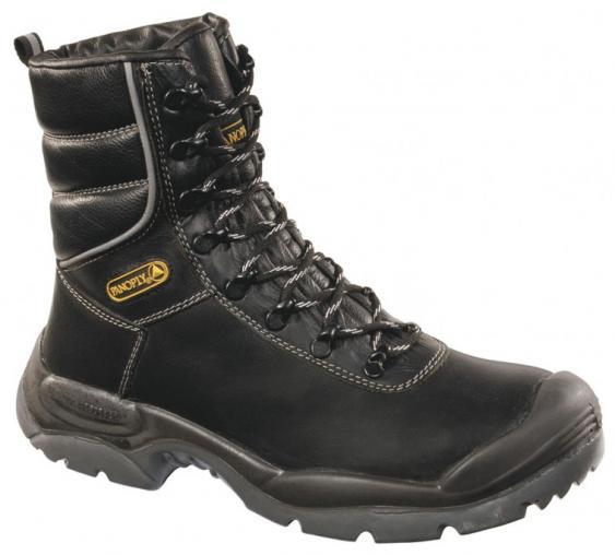 Žieminiai odiniai darbo batai   CADEROUSSE S3