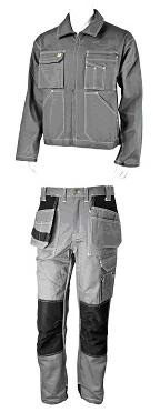 Vyriškas darbo kostiumas | DELFIN
