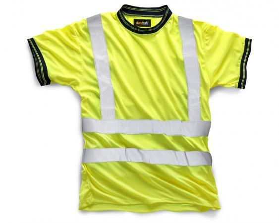 Signaliniai vyriški marškinėliai   HV007