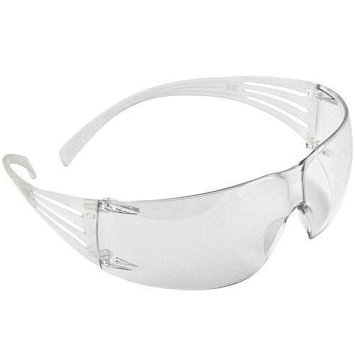 Apsauginiai skaidrūs darbo akiniai   201AF 3M