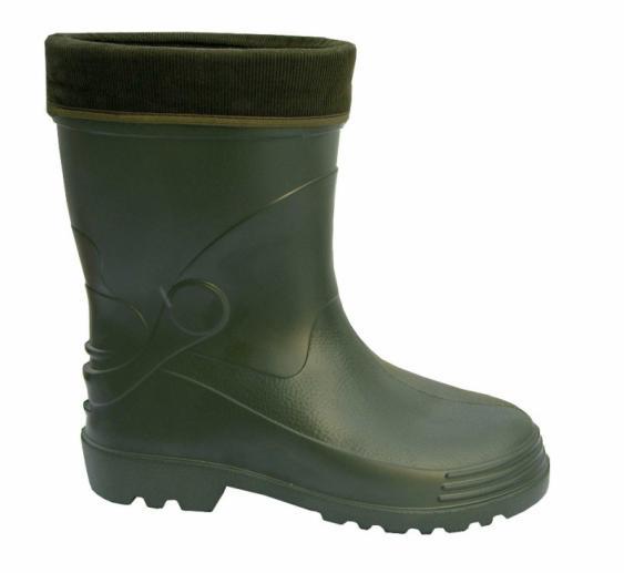 Žieminiai guminiai darbo batai   WADER 893 EVA