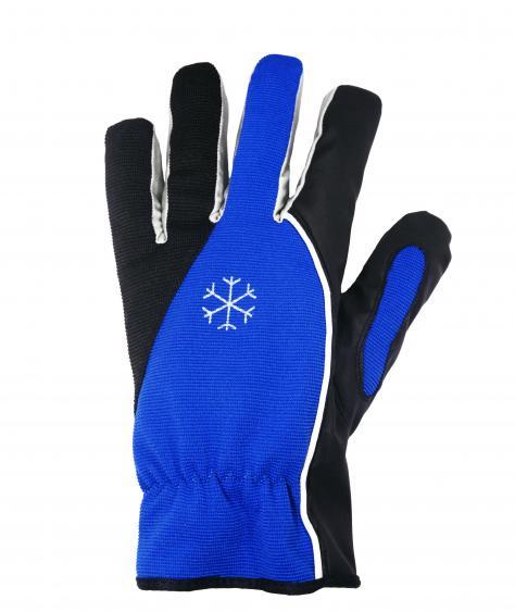 Žieminės sintetinės odos darbinės pirštinės   YT202