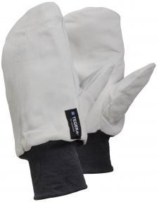 Žieminės kumštinės odinės DARBINĖS PIRŠTINĖS | TEGERA 10
