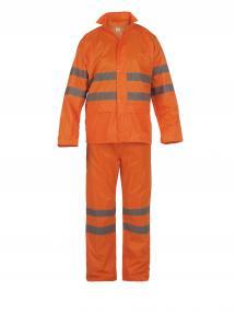Signalinis neperšlampamas darbo kostiumas | 905SIGN