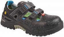 Moteriški mikrofibros darbo sandalai | 9605 Flow S1P SRC HRO ESD