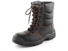 Žieminiai odiniai darbo batai | ADA03 S3
