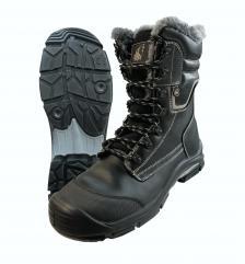 Žieminiai odiniai darbo batai | BLEIDD S3 SRC
