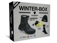 Žieminiai odiniai darbo batai | PROMOC800 S3 SRC CI