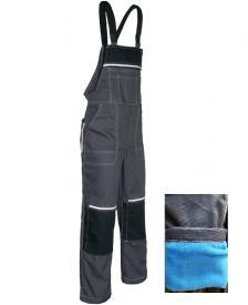Pašiltintas vyriškas darbo puskombinezonis | CANVAS FLYS