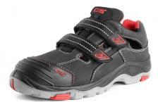 Vyriški nabuko odos darbo sandalai | ROCK SYENIT S1 SRC HRO