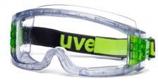 Apsauginiai panoraminiai skaidrūs darbo akiniai | UVEX 9301.714 ULTRAVISION