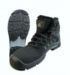 Žieminiai odiniai darbo batai | WOOLSEY S3 SRC